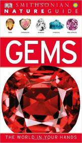 DK Smithsonian Nature Guide: Gems - Ronald Bonewitz (59697)