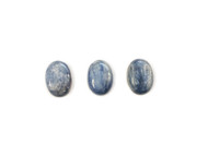 Kyanite Cabochon 14x10mm A Grade - each