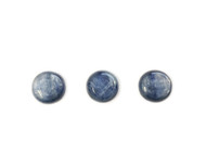 Kyanite Cabochon 15mm Round - each
