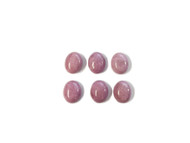Phosphosiderite Cabochon 8x10mm Oval - each