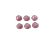 Phosphosiderite Cabochon 8mm Round - each