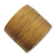 Superlon Gold  Fine Bead Cord Tex 135 118 yards - each