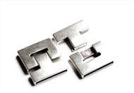 Silver Zamak Clasp 37x33mm (Inner 30x3mm) - each