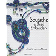 Soutache and Bead Embroidery - Amee K. Sweet-McNamara