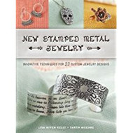 New Metal Stamped Jewelry - Lisa Niven Kelly and Taryn McCabe