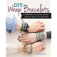 DIY Wrap Bracelets - Keiko Sakamoto