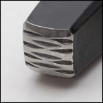 Wubbers Artisan's Mark Square Texture Hammer HAM-6101 - each