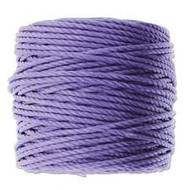 Superlon Violet Heavy Bead Cord Tex 400 35 yards - each