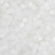 Miyuki Round Seed Bead Size 11/0 Crystal Silk Satin SB 0037