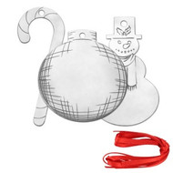 ImpressArt DIY Holiday Ornaments Project Kit - each