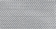 Griffin Nylon Polythread Grey Size 2 0.45mm 2 meter card