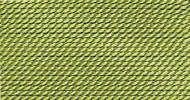 Griffin Nylon Polythread Jade Size 4 0.60mm 2 meter card