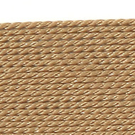 Griffin Nylon Polythread Beige Size 6 0.70mm 2 meter card