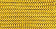 Griffin Nylon Polythread Amber Size 6 0.70mm 2 meter card