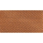 Griffin Nylon Polythread Carnelian Size 6 0.70mm 2 meter card