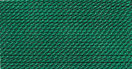 Griffin Nylon Polythread Green Size 2 0.45mm 2 meter card