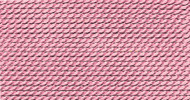Griffin Nylon Polythread Dark Pink Size 4 0.60mm 2 meter card