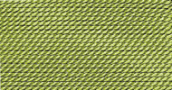 Griffin Nylon Polythread Jade Size 2 0.45mm 2 meter card
