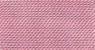 Griffin Nylon Polythread Dark Pink Size 6 0.70mm 2 meter card