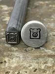 Eurotool Design Stamp Bear PUN-104.32 - each