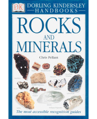 DK Smithsonian Handbooks: Rocks & Minerals - Chris Pellant