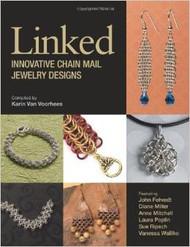 Linked Innovative Chain Mail Jewelry Designs - Karin Van Voorhees