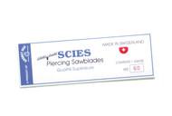 Scies Size 5/0 Swiss Jewelers Sawblades 1 Gross 49.403 (1844)