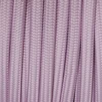 Lavender - Flat Cloth Covered Wire (250 Ft / Roll)