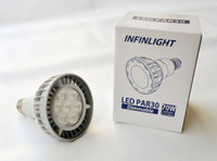 LED PAR30, 4K, 14.5W, 120V, 10 PACKS
