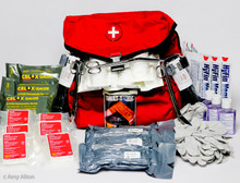 Multi Person Best Trauma Kit For Bleeding and Chest Injuries