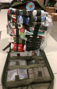 Best First Aid Kit Ever for Trauma Travel Survival Stomp Supreme