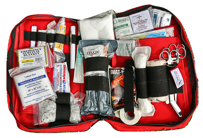 Car First Aid Kit >> First Aid Kit Car Grab N Go