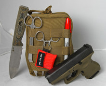 EMPTY Gunshot bag well-made by VooDoo Tactical