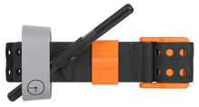 SAM XT Tourniquet in Orange, Also approved by the military board TCCC for use.
