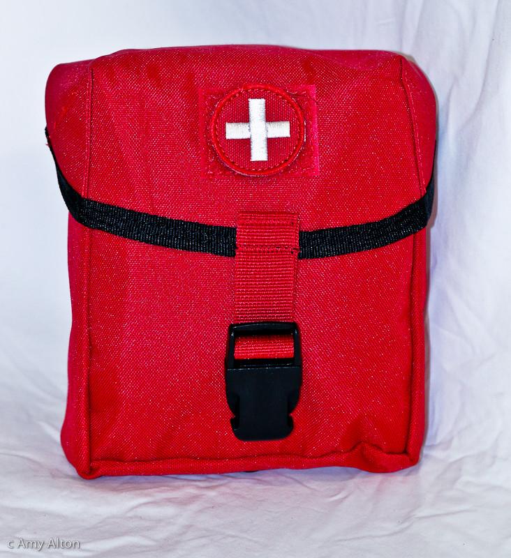 Ultimate Compact First Aid Trauma Kit GRAB N GO™