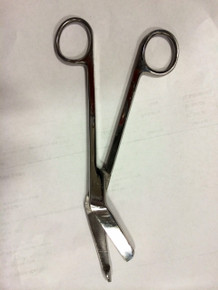"Lister Bandage Scissors 7.25"" Stainless Steel"