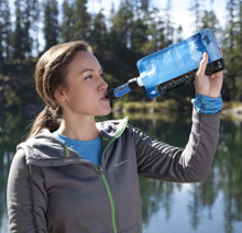 Sawyer Mini Water Filtration System Blue Color