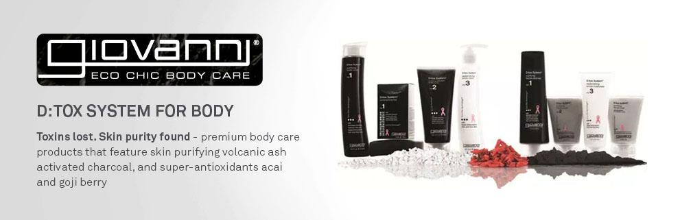 Giovanni Body Detox Products Australia