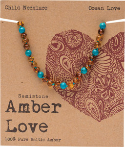 Amber Ocean Love 33cm by AMBER LOVE