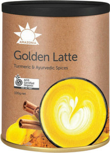 Golden Latte 100g by AMAZONIA