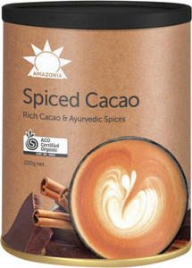 Spiced Cacao 100g by AMAZONIA