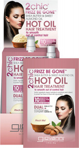 Frizz Be Gone Hot Oil 49g by Giovanni