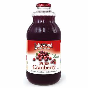 Cranberry Juice Pure 946mL
