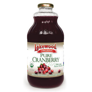 Cranberry Juice Organic 946mL