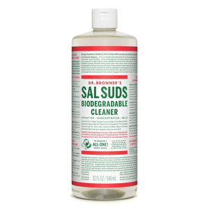 Dr. Bronner's Sal Suds Liquid Cleaner 944ml