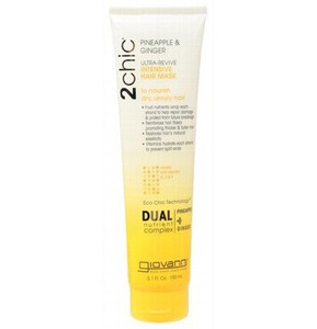 Giovanni 2Chic Pineapple & Ginger Hair Mask 150ml
