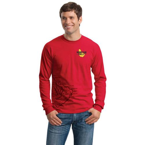Mount Gay Rum T Shirt 104