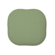 Memory Foam Chair/seat Cushion Pad : Non Slip - Green