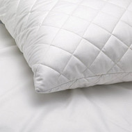 Soft Machine Washable Quilted Pillow Cover MADE IN USA