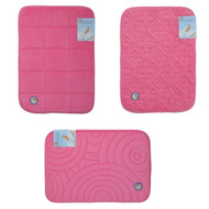 Pink Memory Foam Bath Mat/area rug: Non-skid, Absorbent, 17 X 24 or 20 X 30